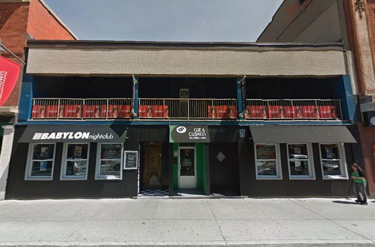 Ottawa's Babylon Nightclub Is Up for Lease