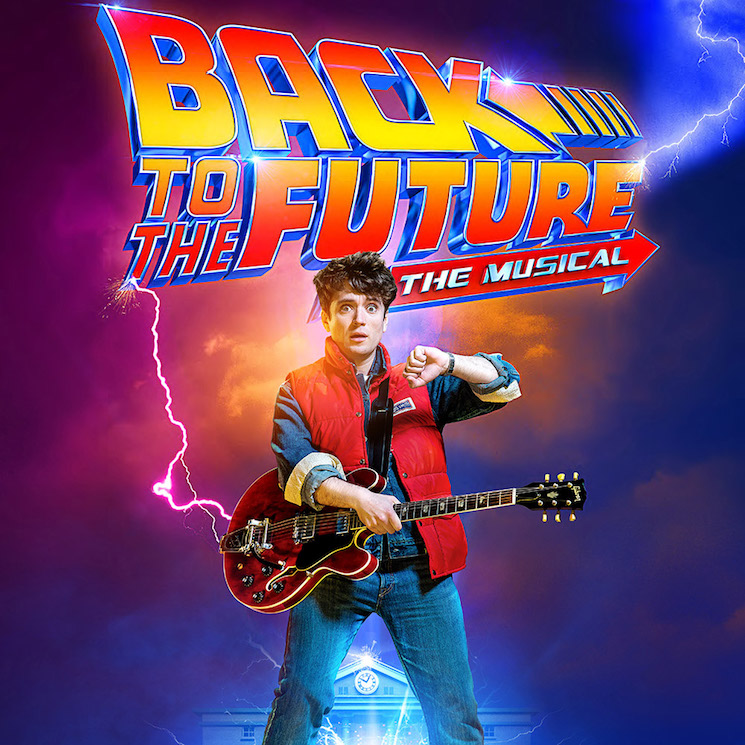 'Back to the Future' Is Becoming a Musical