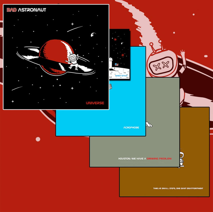 Bad Astronaut Return with First New Song in 15 Years and Their Own Vinyl Box Set