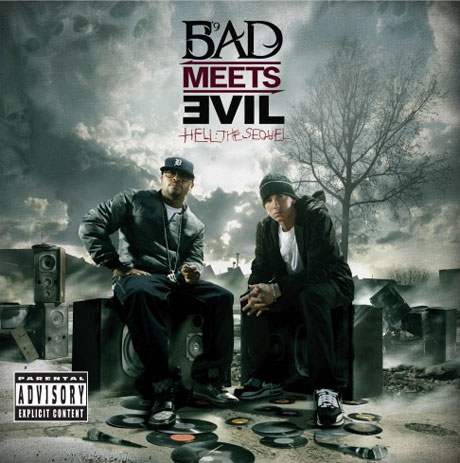"Bad Meets Evil ""Fast Lane"" (video)"