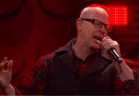 "Bad Religion ""O Come, O Come Emmanuel"" (live on 'Conan')"