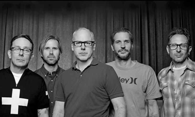 "Bad Religion Are Recording ""an Album's Worth  'Fuck Trump' Songs"""