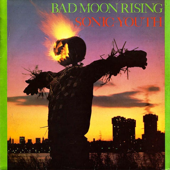 Sonic Youth Treat 'Bad Moon Rising' to Expanded Vinyl Reissue