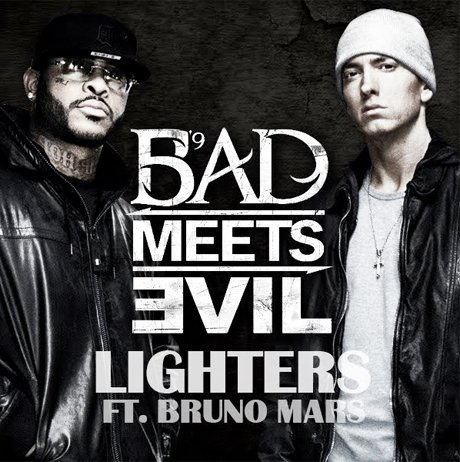 Bad Meets Evil 'Lighters' (video)