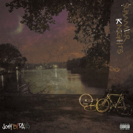 Joey Bada$$ 'Amethyst Rockstar' (ft. Kirk Knight, prod. by DOOM)