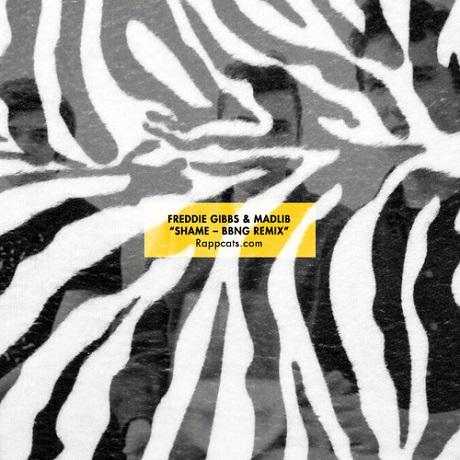 """Freddie Gibbs & Madlib """"Shame"""" (BADBADNOTGOOD remix)"""
