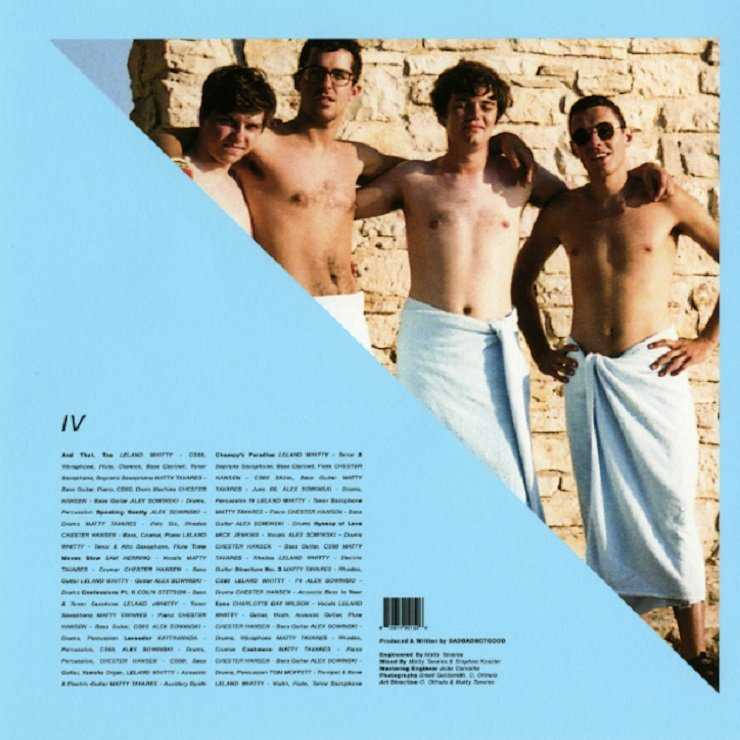 "BADBADNOTGOOD ""In Your Eyes"" (ft. Charlotte Day Wilson)"