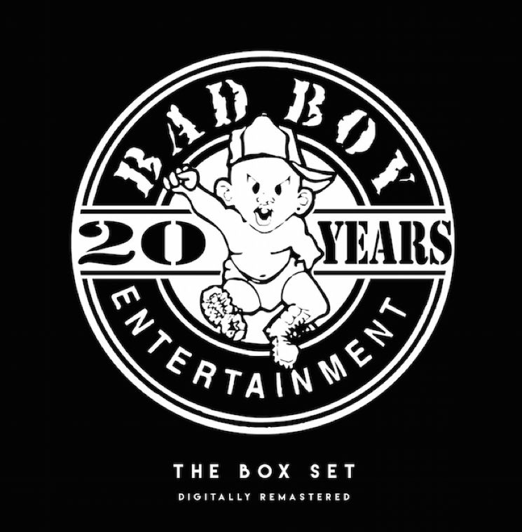 Bad Boy Unveils Massive 20th Anniversary Box Set