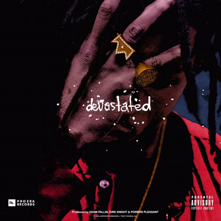 Joey Bada$$ 'Devastated'