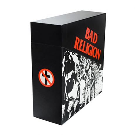 Bad Religion Unveil Massive Vinyl Box Set