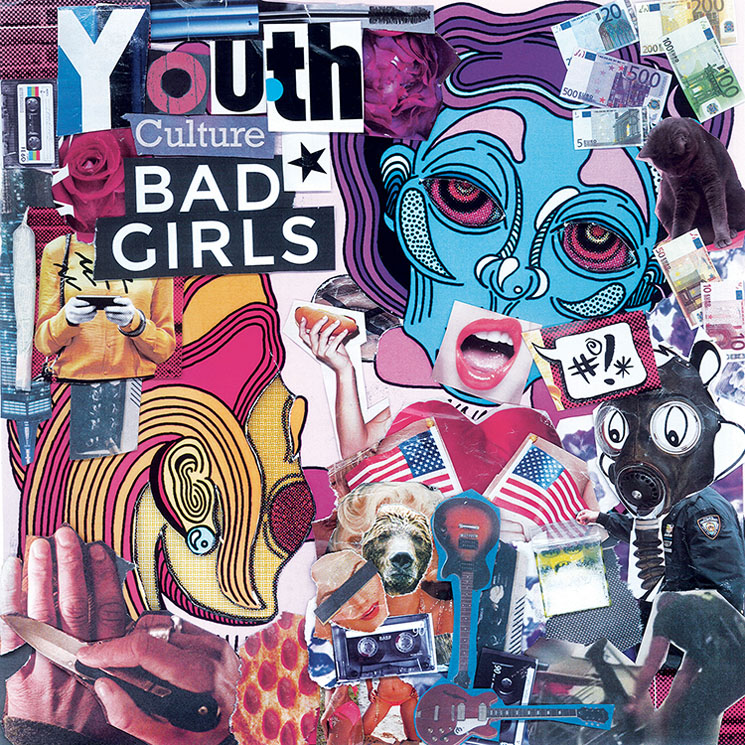 Bad Girls 'Youth Culture' (EP stream)