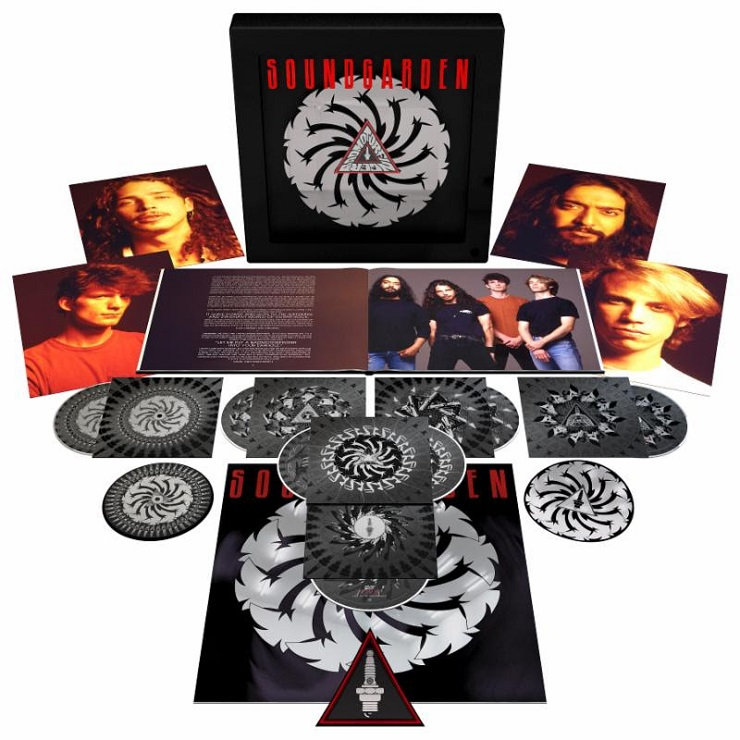 Soundgarden Detail Massive 'Badmotorfinger' Anniversary Reissue