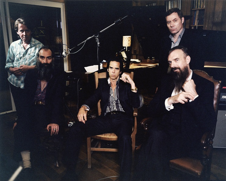 Nick Cave and the Bad Seeds Releasing Performance Film and New Album in September