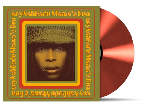 Erykah Badu's 'Mama's Gun' Treated to Vinyl Reissue