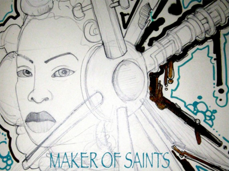 Erykah Badu to Star in Film Adaptation of 'Maker of Saints'
