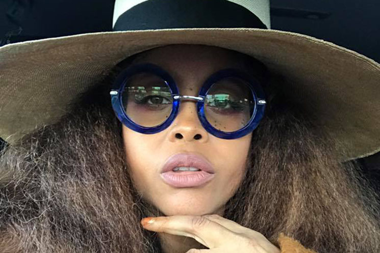 Erykah Badu Shares New Song