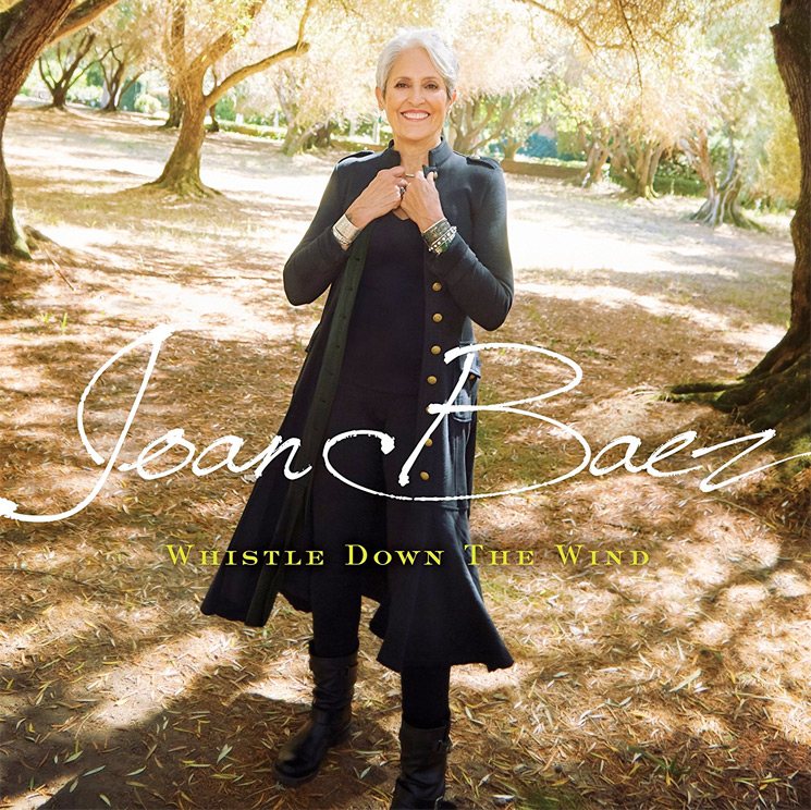 Joan Baez Covers Tom Waits, ANOHNI, Josh Ritter on New Album