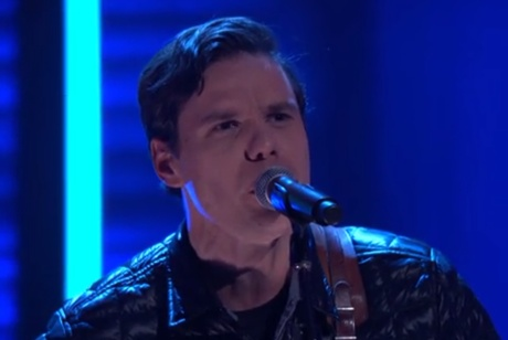 Bahamas 'All the Time' (live on 'Conan')