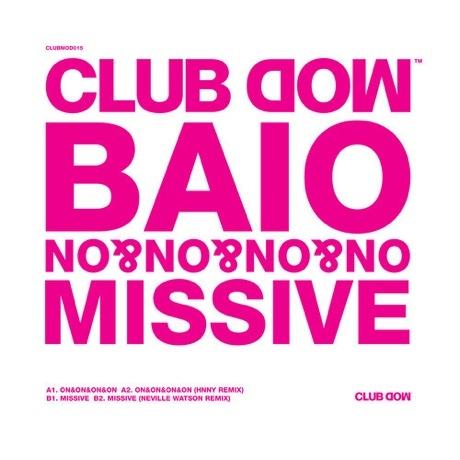 """Baio """"On&On&On&On"""""""