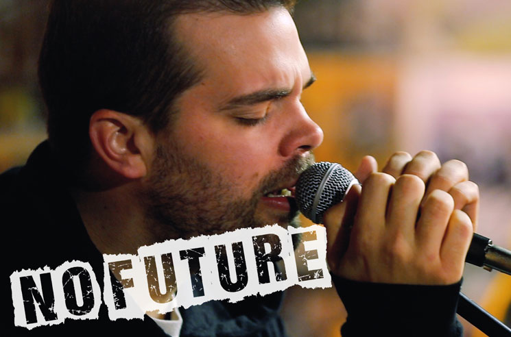 Balance and Composure 'Afterparty' / 'Spinning' / 'Is It So Much to Adore?' on No Future