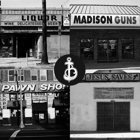 The Ballantynes Announce 'Liquor Store Gun Store Pawn Shop Church' EP, Share New Track