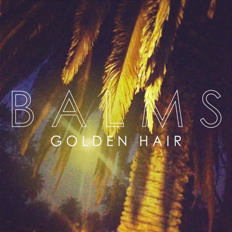 "Balms ""Golden Hair"""