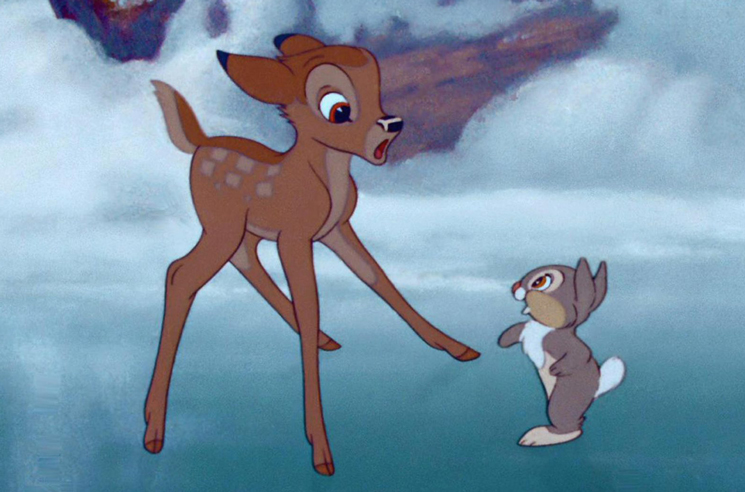 'Bambi' Will Be Disney's Next Live-Action Remake