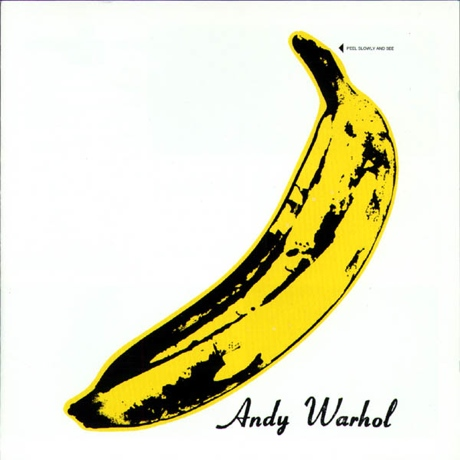 The Velvet Underground Sue Andy Warhol Foundation for Use of Banana Logo