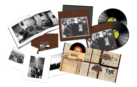The Band Celebrate Their Self-Titled Classic with Sprawling 50th Anniversary Reissue