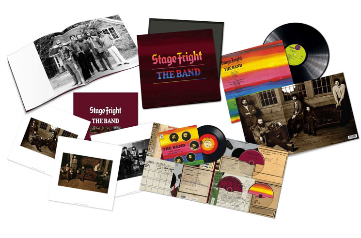 The Band's 'Stage Fright' Gets Expanded 50th Anniversary Reissue