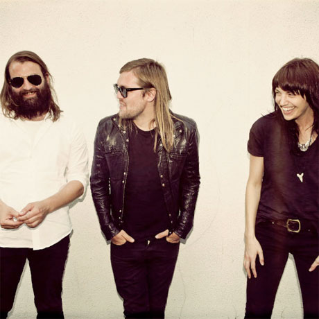 Band of Skulls Announce North American Tour Behind 'Himalayan'