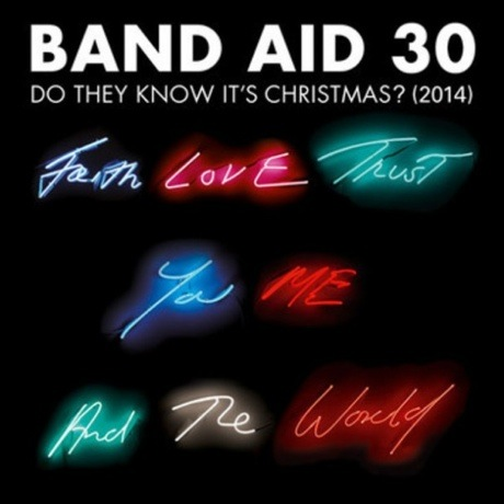 "Band Aid 30 ""Do They Know It's Christmas?"""