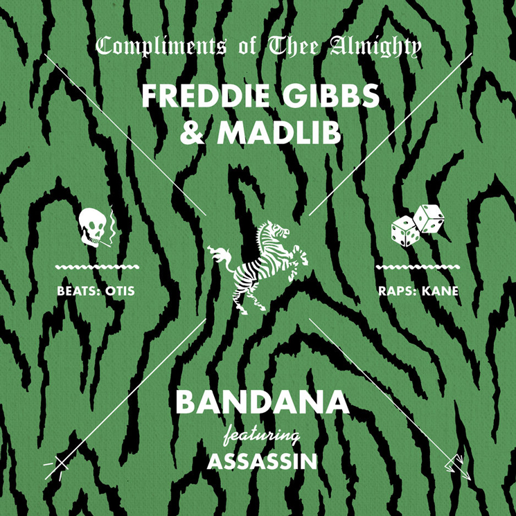 Freddie Gibbs & Madlib Share New Song 'Bandana'