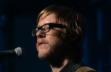Paul Banks 'Young Again' (live on 'Letterman')