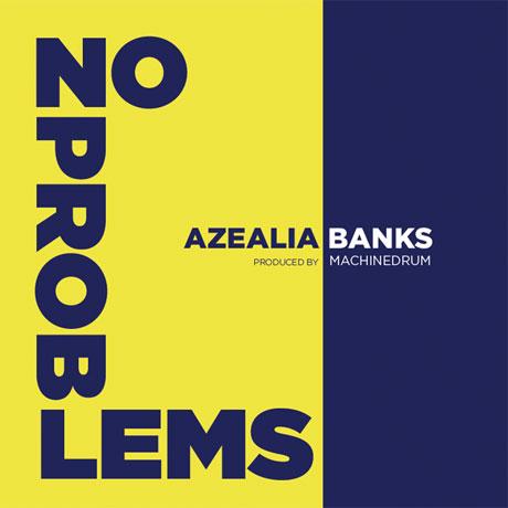Azealia Banks 'No Problem' (Angel Haze diss track)