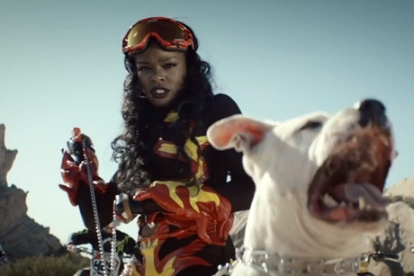 "Azealia Banks ""Heavy Metal and Reflective"" (video)"