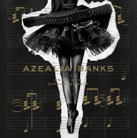 Azealia Banks Drops 'Broke with Expensive Taste'
