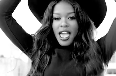 "Azealia Banks ""Luxury"" (video)"