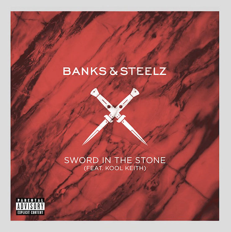 Banks & Steelz 'Sword in the Stone' (ft. Kool Keith)