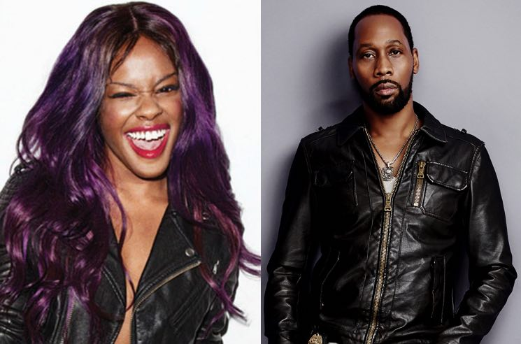 ​Azealia Banks Severs Ties with RZA Following Russell Crowe's Party