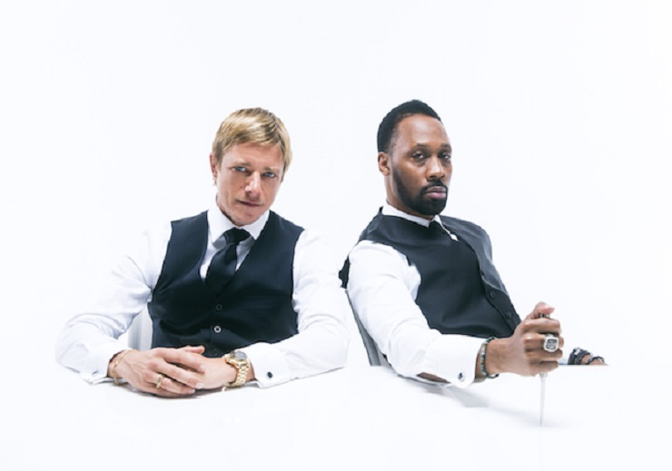 Interpol's Paul Banks and RZA Unveil First Single as Banks & Steelz