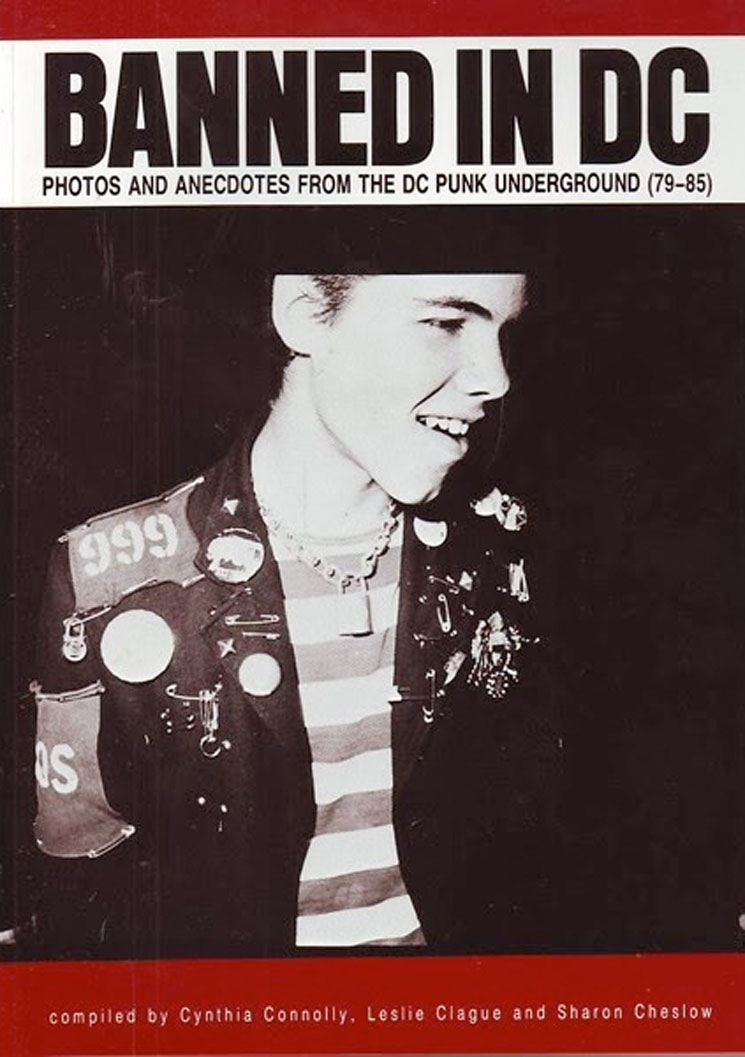Classic Punk Tome 'Banned in DC' Repressed and Expanded