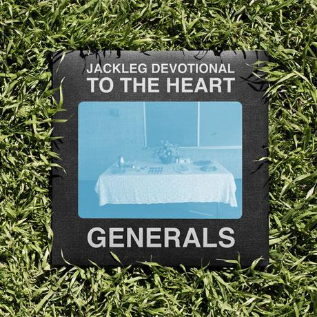 The Baptist Generals 'Jackleg Devotional to the Heart' (album stream)