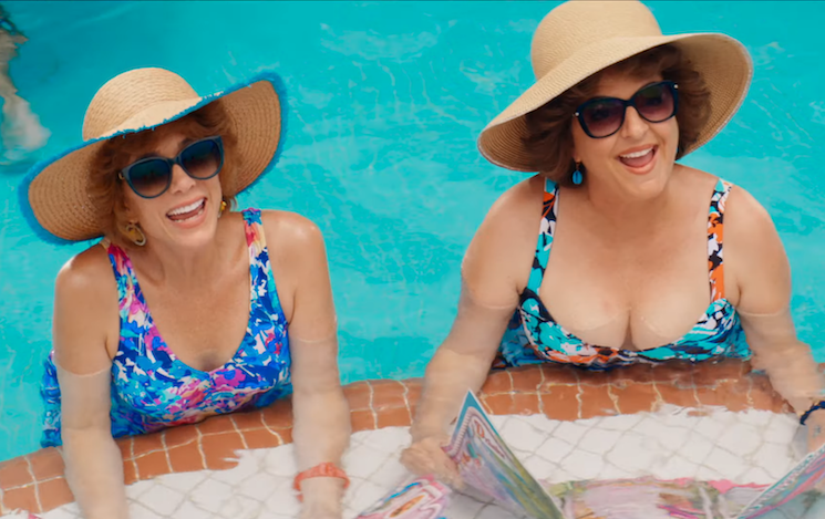 Kristen Wiig and Annie Mumolo Lay On Their Midwestern Accents in 'Barb & Star Go to Vista Del Mar' Trailer