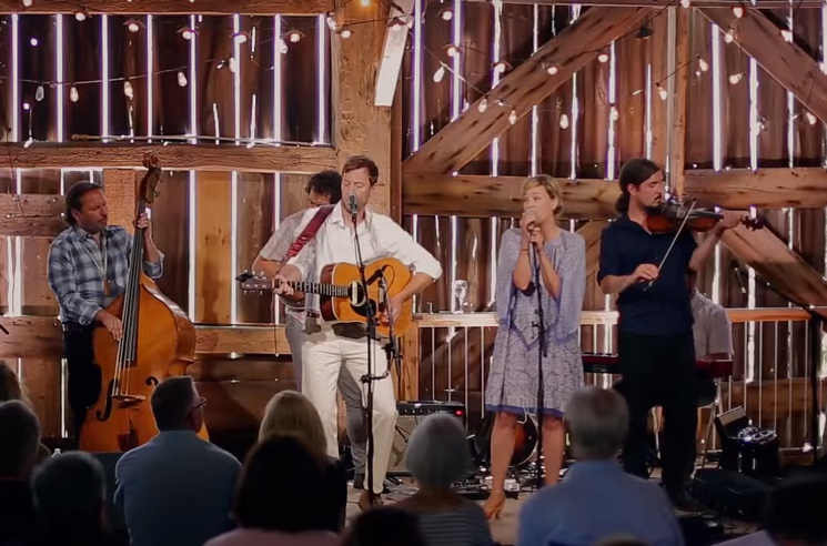 Matthew Barber & Jill Barber 'I Must Be in a Good Place Now' (video)