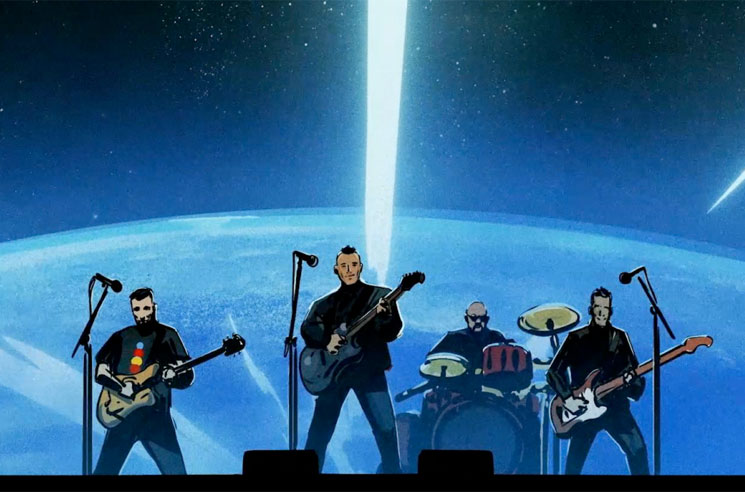 Barenaked Ladies Get an MCU Makeover in Their 'New Disaster' Video