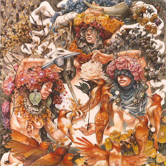 "Baroness Detail 'Gold & Grey,' Share New Song ""Borderlines"""