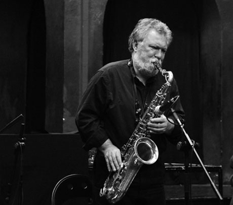 Barnyard Records Ropes In Evan Parker for Three New Releases