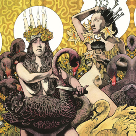 Baroness 'Yellow & Green' (album stream)