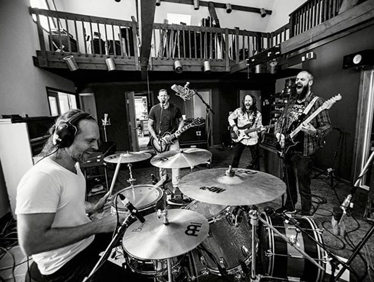 Baroness Set to Work on New Material with Dave Fridmann